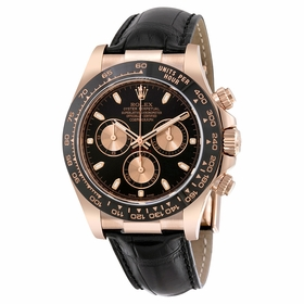 Rolex 116515LN Cosmograph Daytona Mens Chronograph Automatic Watch