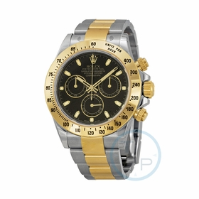 Rolex 116523BKSO Cosmograph Daytona Mens Chronograph Automatic Watch