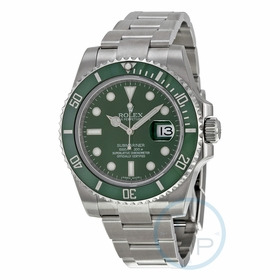 Rolex 116610LV Submariner Mens Automatic Watch