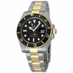 Rolex 116613-BKSO Submariner Mens Automatic Watch