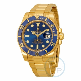 Rolex 116618BLSO Submariner Mens Automatic Watch