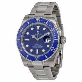 Rolex 116619BLSO Submariner Date Mens Automatic Watch