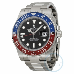 Rolex 116719BLRO GMT Master II Mens Automatic Watch