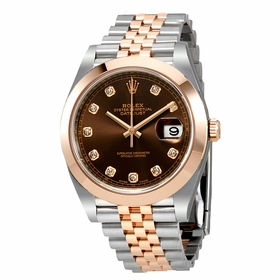 Rolex 126301CHDJ Datejust 41 Mens Automatic Watch
