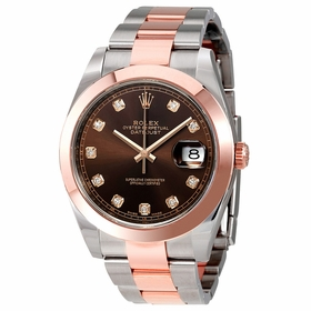 Rolex 126301CHDO Datejust 41 Mens Automatic Watch