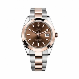 Rolex 126301CHSO Datejust 41 Mens Automatic Watch