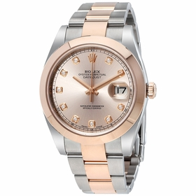 Rolex 126301SNDO Datejust Mens Automatic Watch
