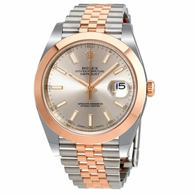 Rolex 126301SNSJ Datejust 41 Mens Automatic Watch