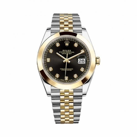 Rolex 126303BKDJ Datejust 41 Mens Automatic Watch