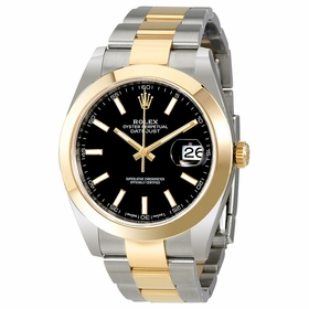Rolex 126303BKSO Datejust 41 Mens Automatic Watch