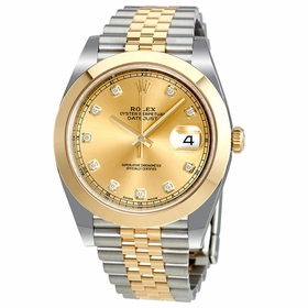 Rolex 126303CDJ Datejust 41 Mens Automatic Watch