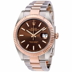 Rolex 126331CHSO Datejust 41 Mens Automatic Watch