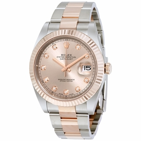 Rolex 126331SNDO Datejust 41 Mens Automatic Watch