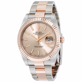 Rolex 126331SNSO Datejust 41 Mens Automatic Watch