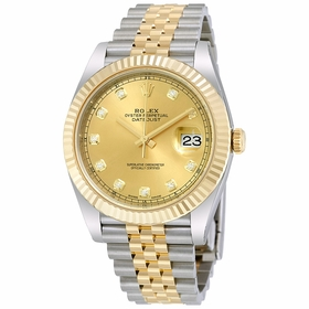 Rolex 126333CDJ Datejust 41 Mens Automatic Watch