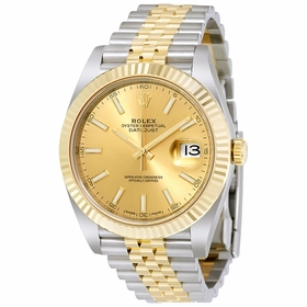 Rolex 126333CSJ Datejust Mens Automatic Watch