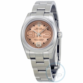 Rolex 176200P369O Lady Oyster Perpetual 26 Ladies Automatic Watch