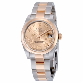 Rolex 178241PFAO Datejust Lady 31 Ladies Automatic Watch