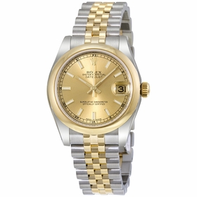 Rolex 178243CSJ Datejust Lady 31 Ladies Automatic Watch