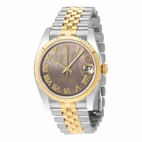 Rolex 178273BKMRJ Oyster Perpetual Datejust 31 Ladies Automatic Watch
