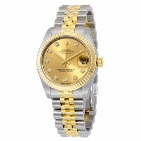 Rolex 178273CDJ Datejust Lady 31 Ladies Automatic Watch