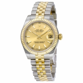 Rolex 178273CSJ Datejust Lady 31 Ladies Automatic Watch