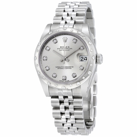Rolex 178344SDJ Oyster Perpetual Datejust 31 Ladies Automatic Watch