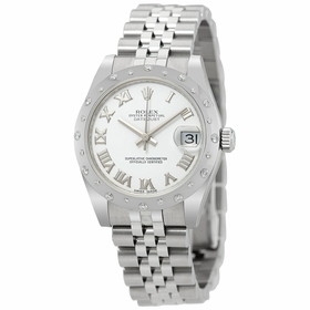 Rolex 178344WRJ Oyster Perpetual Datejust 31 Ladies Automatic Watch