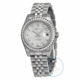 Rolex 179384SJDJ Lady Datejust 26 Ladies Automatic Watch