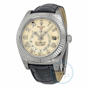 Rolex 326139IVRL Sky Dweller Mens Automatic Watch