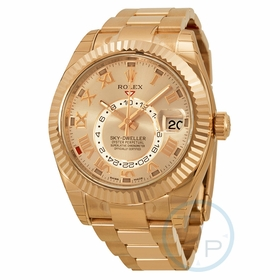 Rolex 326935 Sky Dweller Mens Automatic Watch