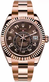 Rolex 326935CHAO Sky Dweller Mens Automatic Watch