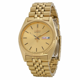 Seiko SGF206 Casual Dress Mens Quartz Watch