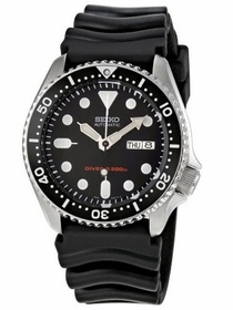 Seiko SKX013K1 Diver Mens Quartz Watch