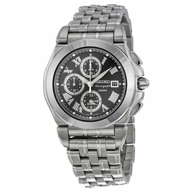 Seiko SNA525  Mens Chronograph Quartz Watch