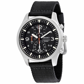 Seiko ` Criteria Mens Chronograph Quartz Watch