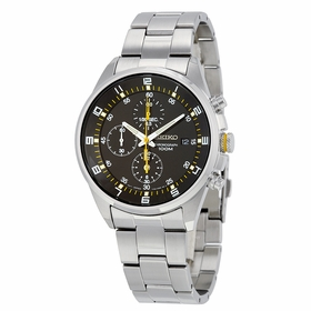 Seiko SNDC89  Mens Chronograph Quartz Watch