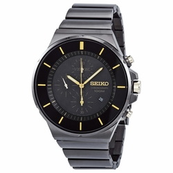 Seiko SNDD57  Mens Chronograph Quartz Watch