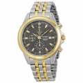 Seiko SNDF06  Mens Chronograph Quartz Watch