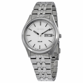 Seiko SNE031 Solar Mens Quartz Watch