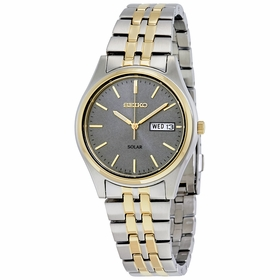 Seiko SNE042 Solar Mens Quartz Watch
