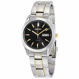 Seiko SNE047 Solar Mens Quartz Watch
