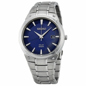 Seiko SNE323 Solar Mens Quartz Watch