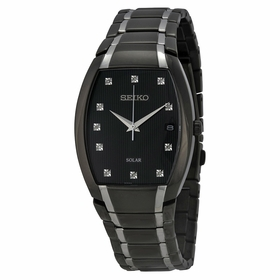 Seiko SNE335 Solar Mens Quartz Watch