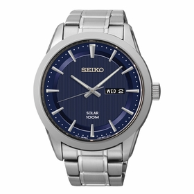 Seiko SNE361 Solar Mens Quartz Watch