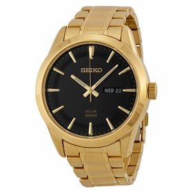 Seiko SNE368 Solar Mens Quartz Watch