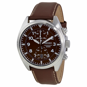 Seiko SNN241 Casual Dress Mens Chronograph Quartz Watch