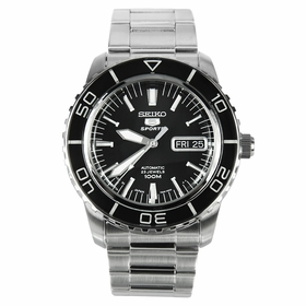 Seiko SNZH55J1 5 Sports Mens Automatic Watch