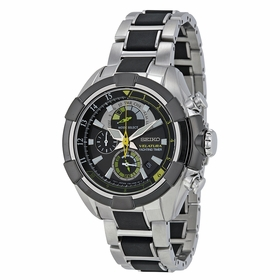 Seiko SPC147 Velatura Mens Chronograph Quartz Watch
