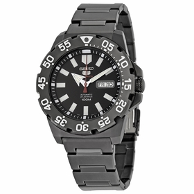 Seiko SRP489K1 Series 5 Mens Automatic Watch